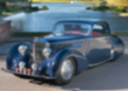 2012 Best Of Show - 1938 Jaguar ss Coupe