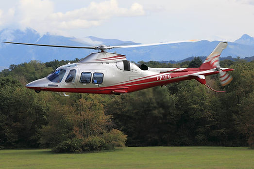Agusta Westland has unveiled a new highly advanced helicopter called the GrandNew.