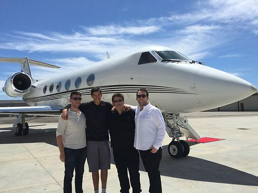 Private Air Magazine | Private Jet Traveler Victorino Noval