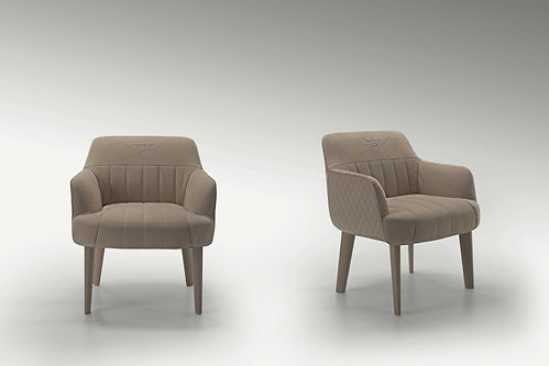 Private Air Luxury Homes | Bentley Home Collection LAUREN Armchair
