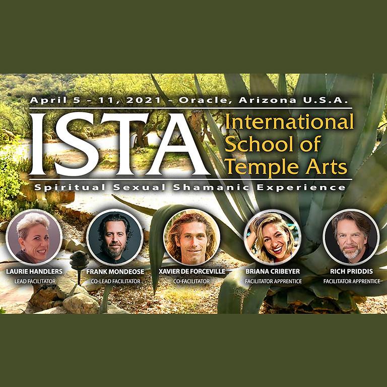 ISTA SSSEX - Level 1 - Spiritual Sexual Shamanic Experience