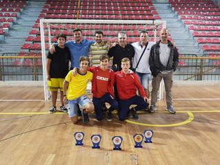 "IL FIVE ""GIOVANILE"" SBANCA AL TOSCANA FUTSAL AWARDS 2018:"