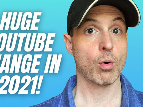 YouTube Just Made a Major Shift That Will Change EVERYTHING!
