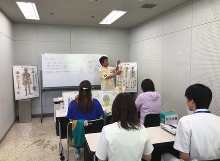 久喜市初‼一日カイロプラクティックセミナーを主催