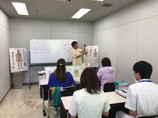 1日カイロプラクティックセミナー(久喜)
