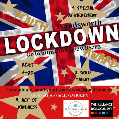 Youth Lockdown Awards