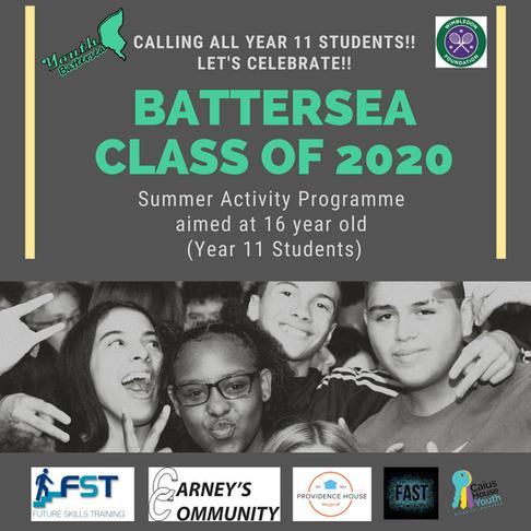 Battersea Class of 2020 Project