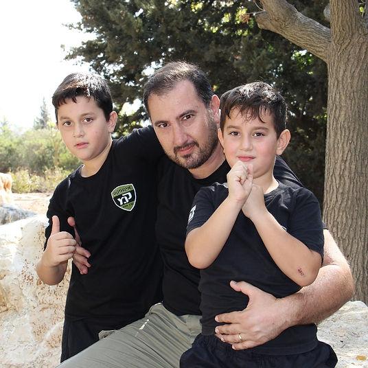 тренер крав мага с детьми