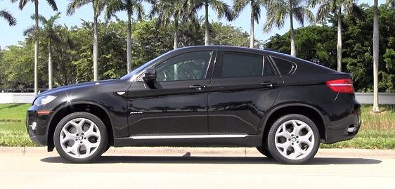 להשכרה X6 רכב יוקרה לחתונה: ב.מ.וו