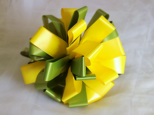 קישוט צהוב \ ירוק