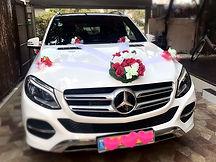 קישוט רכב לחתונה מס'24
