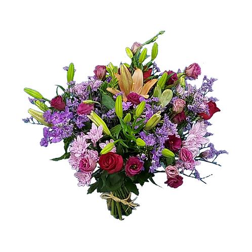 זר פרחים בשם הרמוניה - משלוח זרים