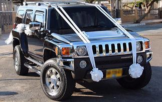 להשכרה H3 רכב לחתונה: האמר