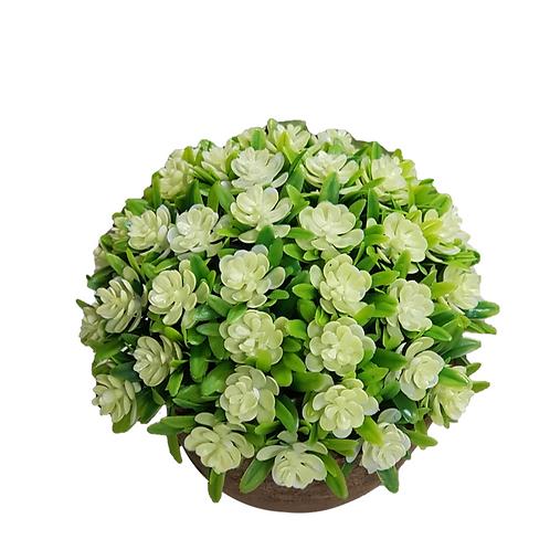 סידור פרחים מלאכותיים 2