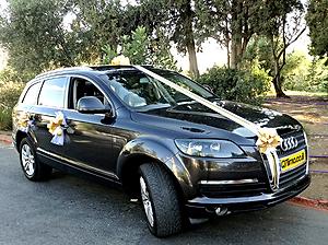 השכרת רכב פאר לחתונה