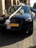 קישוט רכב לחתונה מס'12