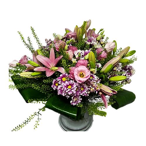 זר סיפור אהבה - משלוח פרחים
