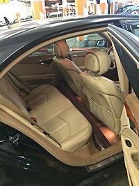 להשכרה S500 רכב לחתונה: מרצדס פאר