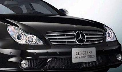 לחתונה CLS-Class רכב יוקרה להשכרה: מרצדס