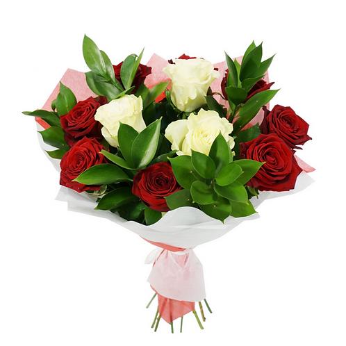זר בוקר טוב - משלוח פרחים