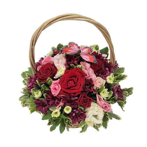 "Flower arrangement ""in love"""