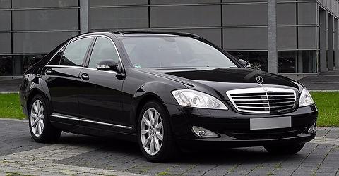 לחתונה S-Class רכב יוקרה להשכרה: מרצדס