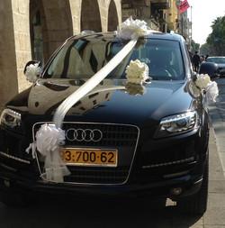 אוודי מקושט לחתונה