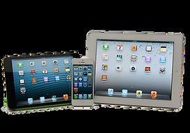 תיקון Apple: iPad,iPad mini,iPhone3,iPhone4,iPhone5,iPhone5S,iPhone5C