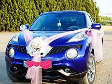 קישוט רכב לחתונה מס'65
