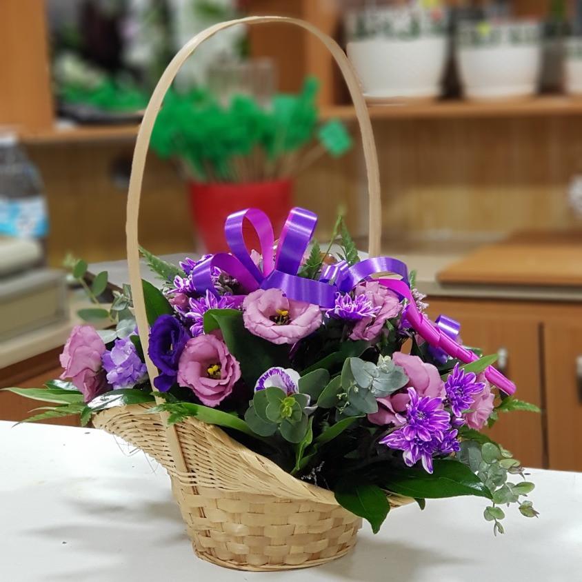 סידור פרחים מיוחד