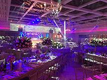 ארגון והפקת חתונות באולם