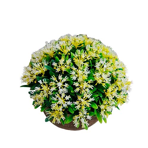 סידור פרחים מלאכותיים 4