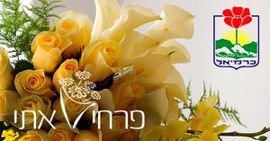 חנות פרחים בכרמיאל - פרחי אתי