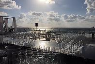 הפקת אירועים וחתונות על חוף הים