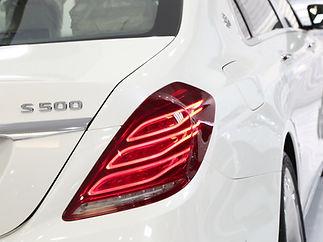 החדשה לחתונה S500 מרצדס