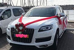 קישוט רכב לחתונה מס'85