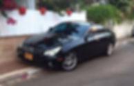 רכב לחתונה: מדצדס מיוחד להשכרה בתל אביב