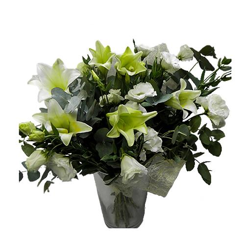 זר אלגנטי - זר פרחים למשלוח