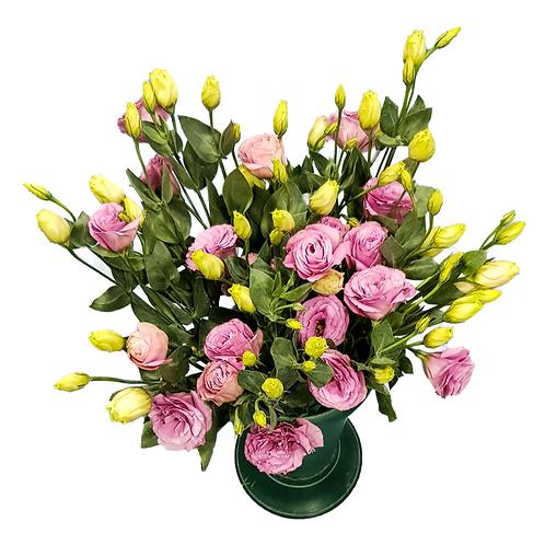 זר עמנואל - משלוח פרחים