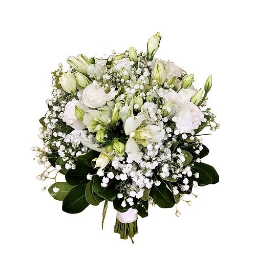 זר לכלה מספר 7 - חנות פרחים כרמיאל