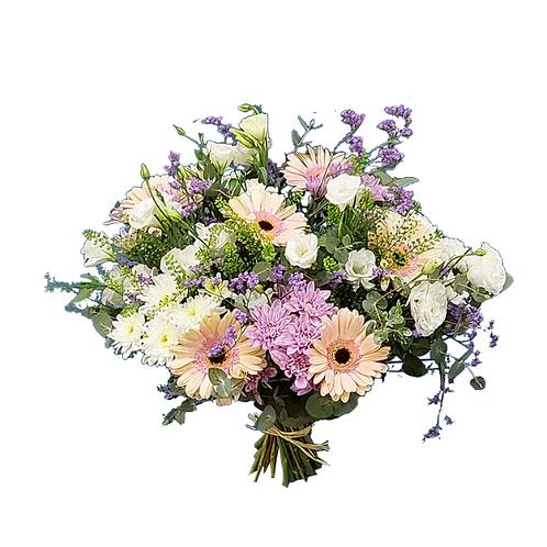 זר פרחים בשם שלווה - משלוח זרים