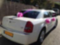 רכב לחתונה: קרייזלר יוקרתי להשכרה