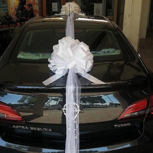 קישוט רכב לחתונה מפואר אל רכב אופל