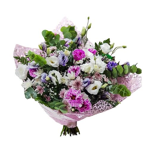זר חלומי - משלוח פרחים