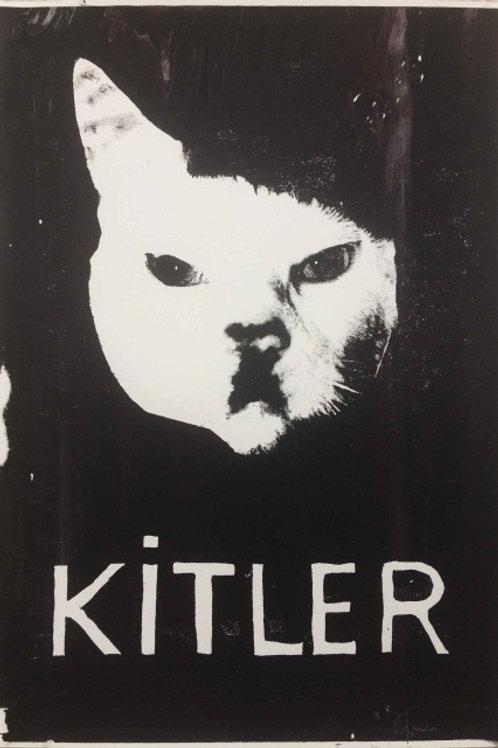 Kitler - Silkscreen Print