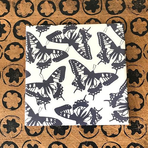 Butterfly- Ceramic Tile