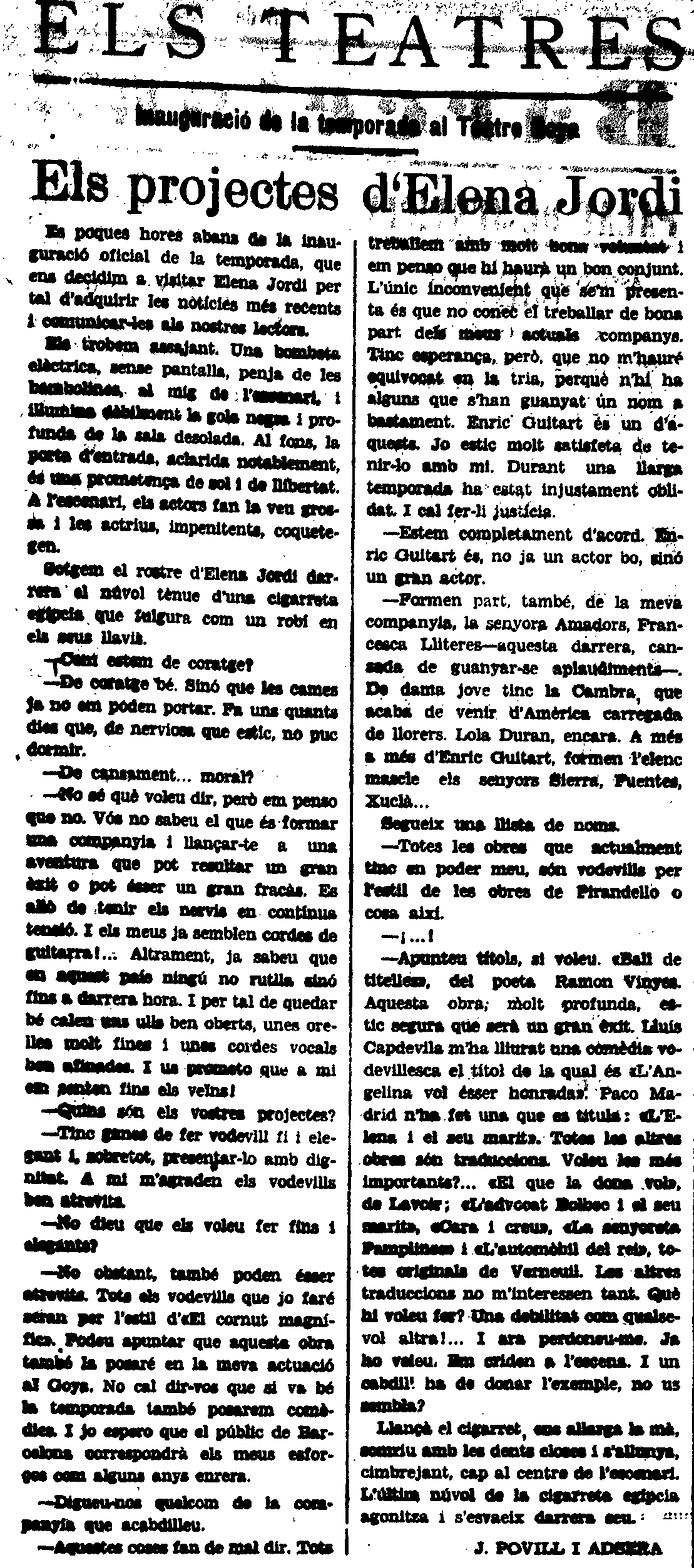 Entrevista Elena Jordi_Diari La Nau_1929
