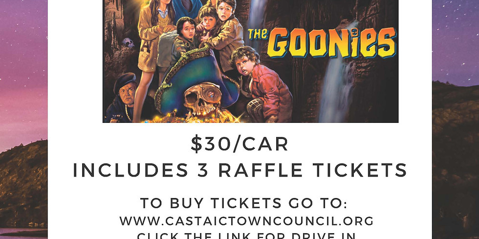The Goonies - Drive In at Castaic Lake - Hosted by the Castaic Area Town Council