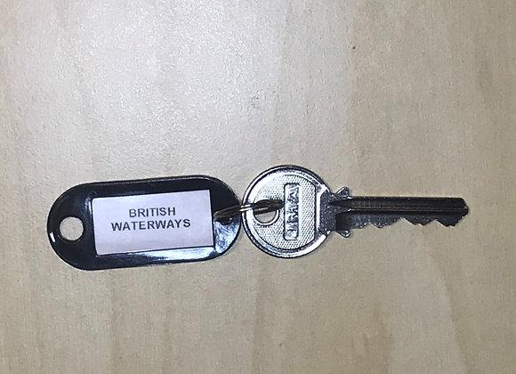 British Waterway Key