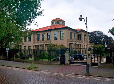 Japanse ambassade